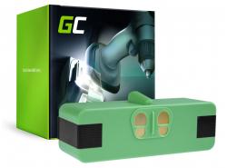 Batteria Green Cell (5.2Ah 14.4V) 80501 X-Life per iRobot Roomba 500 510 530 550 560 570 580 600 610 620 625 630 650 800 880
