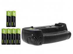 Impugnatura Green Cell MB-D18 per la fotocamera Nikon D850