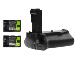 Impugnatura Green Cell BG-E14H per la fotocamera Canon EOS 70D 80D