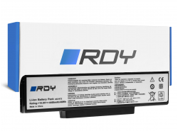 RDY Batteria A32-K72 per Asus N71 K72 K72J K72F K73S K73SV N71 N71J N71V N73 N73J N73S N73SV X73E X73S X73SD X73T X77
