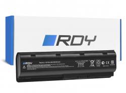 RDY Batteria MU06 593553-001 593554-001 per HP 240 G1 245 G1 250 G1 255 G1 430 450 635 650 655 2000 Pavilion G4 G6 G7