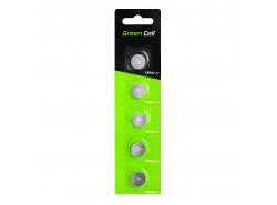 Green Cell Blister 5x batteria LR44 1,5 V al litio