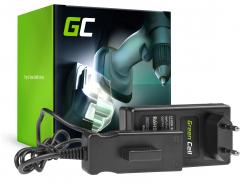 Green Cell ® Caricabatterie 4025-00 29.4V per Gardena 25V Li-Ion 8838-20 380Li 380EC