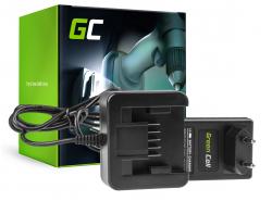 Green Cell ® Caricabatterie 21V per Milwaukee 18V Li-Ion M18 C18B M18B M18B2 M18B4 M18B5 M18B6