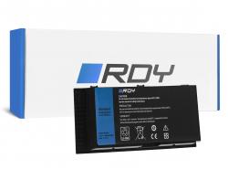 RDY Batteria FV993 per Dell Precision M4600 M4700 M4800 M6600 M6700 M6800