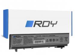 RDY Batteria PT434 W1193 per Dell Latitude E6400 E6410 E6500 E6510 E6400 ATG E6410 ATG Precision M2400 M4400 M4500