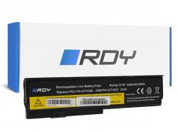 RDY Batteria 42T4536 42T4650 per Lenovo ThinkPad X200 X200s X201 X201s X201i