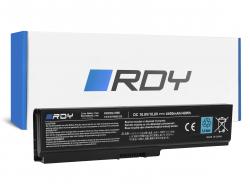 RDY Batteria PA3817U-1BRS PA3818U-1BAS per Toshiba Satellite C650 C650D C660 C660D C665 L750 L750D L755D L770 L775