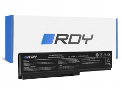 RDY Batteria PA3634U-1BRS per Toshiba Satellite A660 C650 C660 C660D L650 L650D L655 L655D L670 L670D L675 M500 U500