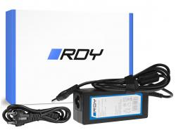 Alimentatore / Caricatore RDY 19V 3.42A 65W per Acer Aspire 5741G 5742 5742G E1-521 E1-531 E1-531G E1-570 E1-571