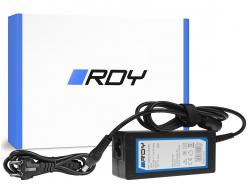 Alimentatore / Caricatore RDY 19V 3.16A 60W per Samsung R519 R719 RV510 NP270E5E NP275E5E NP300E5A NP300E5E NP300E5C