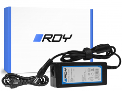 Alimentatore / Caricatore RDY 19V 3.95A 75W per Toshiba Satellite C55 C660 C850 C855 C870 L650 L650D L655 L750 L750D