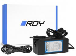 Alimentatore / Caricatore RDY 19V 3.95A 75W per Portatile Toshiba Satellite A100 A200 A300 L300 L40 L100 M600 M601 M602 M600