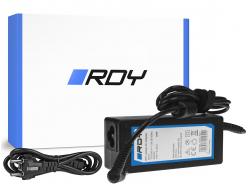 Alimentatore / Caricatore RDY 19V 3.42A 65W per Asus F553 F553M F553MA R540L R540S X540S X553 X553M X553MA ZenBook