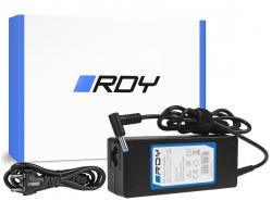 Alimentatore / Caricatore RDY 19.5V 4.62A 90W per HP 250 G2 ProBook 650 G2 G3 Pavilion 15-N 15-N025SW 15-N065SW