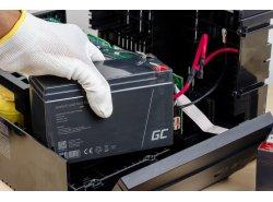Green Cell ® Batteria al Gel AGM 12V 7.2Ah