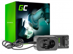 Green Cell ® Caricabatterie per Bosch 8.4V -18V Ni-MH Ni-Cd