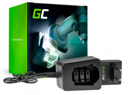 Green Cell ® Caricabatterie per Metabo 8.4V -18V Ni-MH Ni-Cd