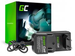 Green Cell ® Caricabatterie 21V per Makita 18V Li-Ion BL1815 BL1830 BL1840 BL1850 LXT400