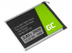 Batteria Green Cell BL270 per Lenovo K6 Note / K6 Power