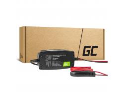 Intelligente Universale Caricabatterie Green Cell per Auto, UPS, Moto 6 / 12V (1A)