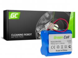 Batteria Green Cell (1.7Ah 7.2V) 4408927 11003068-00 GPRHC152M073 per iRobot Braava / Mint 320 321 4200 4205