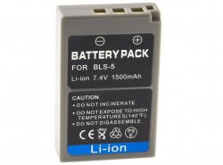 Green Cell ® Batteria per Fotocamera Olympus PEN E-400 E-600 E-P1