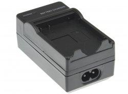 Green Cell ® Caricabatterie Fotocamera EN-EL14 per Nikon D3100 D3300 D5100 D5200 CoolPix P7000