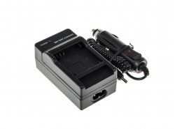 Green Cell ® Caricabatterie AHDBT-201 AHDBT-301 per GoPro HD Hero 3