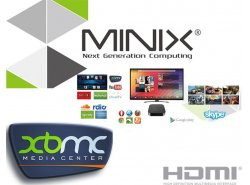 Android Box MINIX X7mini XBMC Android 4.2.2 1080p FullHD TV