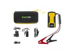 Green Cell® Jump Starter Avviatore Di Emergenza Per Auto Caricabatterie Batteria e Power Bank 11100 mAh