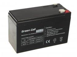 Green Cell ® Batteria al Gel AGM 12V 7Ah