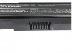 Batteria Green Cell ® PA3a593U-1BRS per Portatile Laptop Toshiba Satellite Pro U300  Portege M600 Tecra M8