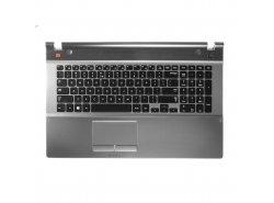 Green Cell ® Tastiera per Portatile Laptop Samsung 550P7C NP550P7C Palmrest