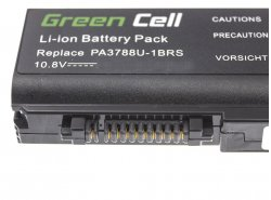 Batteria Green Cell ® PA3788U-1BRS per Portatile Laptop Toshiba DynaBook Satellite L35 L40 L45 K40 B550 Tecra M11 A11 S11 S500