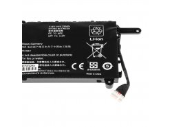 Green Cell ® Batteria PL02XL per Portatile Laptop HP Pavilion x360 11-N i HP x360 310 G1