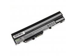 Green Cell ® Batteria BTY-S11 BTY-S12 per Portatile MSI Wind U90 U100 U110 U120 U130 U135 U135DX U200 U250 U270