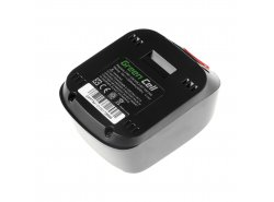 Green Cell ® Batteria per Bosch PSB PSR PST 18 LI-2 18V 2.5Ah