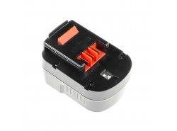 Green Cell ® Batteria per Black&Decker A12 A1712 HPB12 12V 3Ah