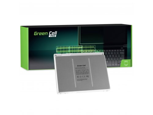Green Cell ® Batteria PRO A1175 per Apple MacBook Pro 15 A1150 A1226 A1260 (Early 2006 Late 2006 Mid 2007 Late 2007 Early 2008)