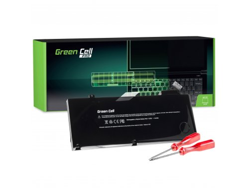Green Cell ® Batteria PRO A1322 per Apple MacBook Pro 13 A1278 (Mid 2009, Mid 2010, Early 2011, Late 2011, Mid 2012)