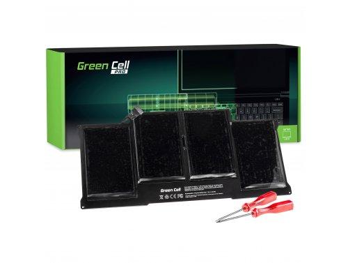 Green Cell PRO Batteria A1377 A1405 A1496 per Apple MacBook Air 13 A1369 A1466 (2010 2011 2012 2013 2014 2015)