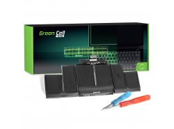 Green Cell ® PRO A1494 per Apple MacBook Pro 15 A1398 (Fine 2013, Metà 2014)