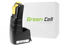 Green Cell ® Batteria per FESTOOL BPH9 6C 96ES 9.6V 2Ah