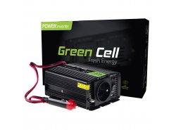 Green Cell® 150W/300W Convertitore sinusoidale modificata DC 12V AC 230V Convertitore di tensione