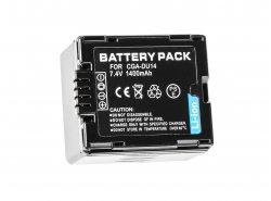 Green Cell ® Batteria per Fotocamera Panasonic GS10 GS200 GS300 CGA-DU14