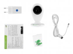 Kamera IP Green Cell CM26 intern WI-FI HD 720P ONVIF