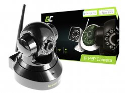 Kamera IP Green Cell CM29 intern WI-FI HD 720P ONVIF